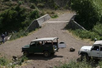 טיול ג'יפים גשר הסורי ( תוואי ההטעיה)