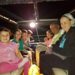 טיול ג'יפים ברמת הגולן בלילה