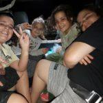 טיול ג'יפים בלילה ברמת הגולן